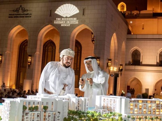SULTAN AL QASIMI LAUNCHES THREE REAL ESTATE PROJECTS WORTH